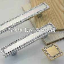 furniture handles. 2pcs 64cm crystal zinc alloy furniture handles kitchen cabinet drawer pulls door knobs hardware