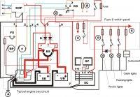 simple wiring diagram for small craft boat design net electrical1 jpg