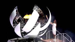 نجمة التنس اليابانية نعومي أوساكا تشعل شعلة أولمبياد طوكيو - CNN Arabic