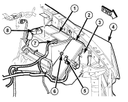 dodge ram wiring diagram connectors and pinouts (regular cab) 2000 Dodge Neon Engine Wiring Harness at 2002 Dodge Caravan Engine Wiring Harness