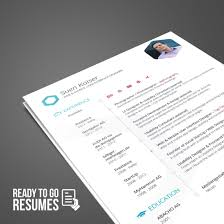 Professional Resume Ready To Go Resumes