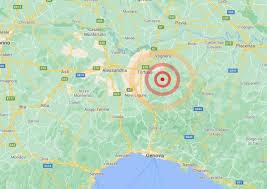 Scosse di terremoto lievi tra Piemonte e Lombardia (Voghera, Tortona)