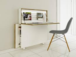 stand up desk chair modern secretary desks for small spaces