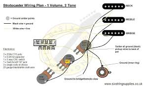 six string supplies stratocaster wiring diagram strat wiring diagram 5 way switch