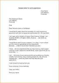 11 Job Experience Letter Sample From Employer Pandora Squared