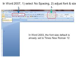 Font For Apa Format 6th Edition Apa 6th Edition Font Size