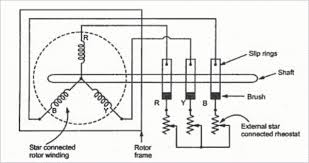 3 phase induction motor circuit diagram ireleast info 3 phase ac motor wiring 3 wiring diagrams wiring circuit