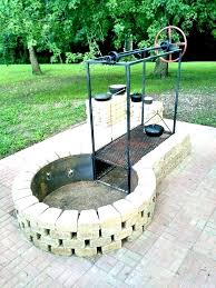 stone fire pit ideas. Barbecue Pit Ideas Stone Fire Hottest And Brick N
