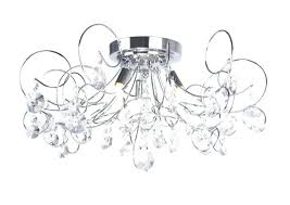 chandelier replacement glass cups chandelier glass modern chrome swirl 3 light crystal glass ceiling chandelier light