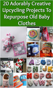 Upcycle Old Clothes 20 Adorably Creative Upcycling Projects To Repurpose Old Baby