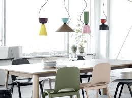 dining room pendant light large size of lighting over kitchen table hanging distance
