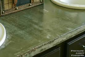 Concrete Sink Diy Pneumatic Addict Diy Concrete Countertop With Sink Openings