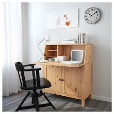 Ikea Jonas Secretary Desk Dimensions Hemnes Black Brown 0403672 ...