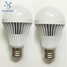 Us 4 68 22 Off Baoblaze 7w 9w E27 Led Microwave Motion Sensor Light Lamp Bulb Radar Signal Detection In Led Bulbs Tubes From Lights Lighting On