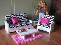 Impressive Design Ideas Furniture For 18 Inch Dolls Creative