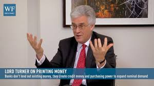 <b>Lord</b> Turner on <b>printing</b> money | World Finance - YouTube