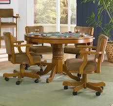 3-IN-1 GAME TABLE IN OAK. Sale! MITCHELL OAK | City Creek Furniture