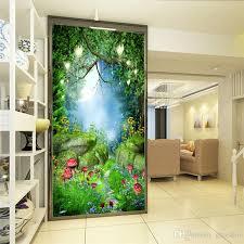 ... Charming Fairy Tale Wonderland Wall Mural Photo Wallpaper Background  Wall ROOM DECOR Nursery Sitting Room Bedroom ...