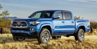 uautoknow.net: Toyota updates 2016 Tacoma to compete with new mid ...