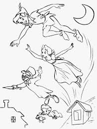 Small Picture Print Download Fun Peter Pan Coloring Pages Downloaded for Free