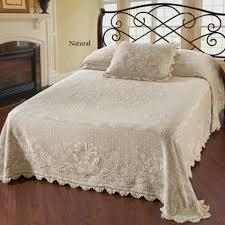 Modern Bedroom Bedding Abigail Adams Woven Matelasse Bedspread Bedding Abigail Adams