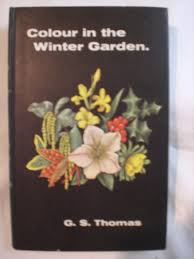 colour in the winter garden thomas g s