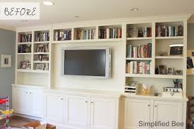 Living Room Bookcases Built In Built In Shelves Living Room Dazzling Living Room Display