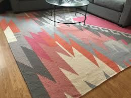 wool kilim rug wool kilim rug 4 x6