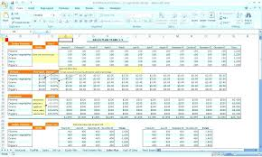 Small Business Expenses Template Williambmeyer Co