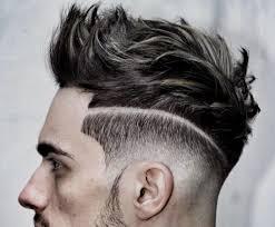 Impresionante Peinados De Moda De Lado 2018 Peinados De Hombre Oto