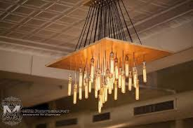 industrial chandelier lighting. Urban Industrial Chandelier Light Lamp Pendant - Antique Edison Bulb H Lighting T