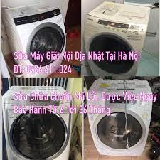 Sửa Máy Giặt Nội Địa Nhật Tại Hà Nội - ĐT: 0986.611.024 - Sửa máy giặt  panasonic nội địa nhật báo lỗi u12 - đt : 0986.611.024