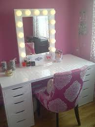 marvelous makeup vanity mirror lights. modren lights marvelous makeup vanity table without mirror with lights intended o