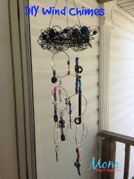 Diy Wind Chimes Diy Wind Chimes Spring Crafts