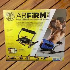 Golds Gym Wggcore16 Abfirm Pro Fitness Swivel Seat For Sale Online Ebay