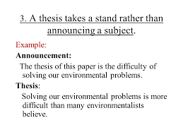 the thesis statement a road map for your essay essay introduction 7 2