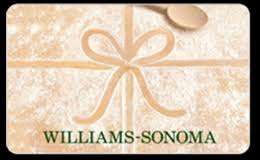 williams sonoma gift card gift cards