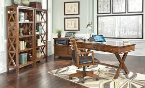 Office home desk Executive Office Star Furniture Practical Attractive Home Office Furniture Solutions Lafayette In