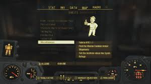 Fallout 4 How To Get The Marine Combat Armor Usgamer
