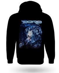 "<b>Doro</b> ""<b>Strong</b> and Proud"" Hoodie 