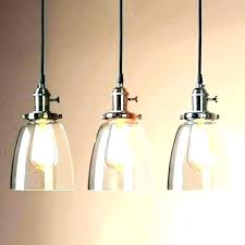 glass shades for pendant lights industrial clear glass bell shade replacement glass shades for pendant lights