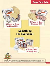 little caesars pizza fundraiser order form 43 best putting the fun into fundraising images on pinterest