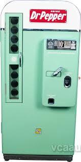 Dr Pepper Vending Machine For Sale Impressive Vintage 48 Cent Floor Model Dr Pepper Vendo V48 Bottl