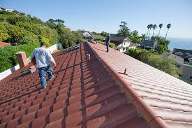 clay tile roof you can walk on roof in palos verdes