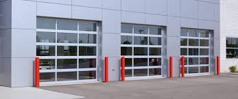 large size of interior charming modern garage door commercial with glass doors outstanding 28 32fv
