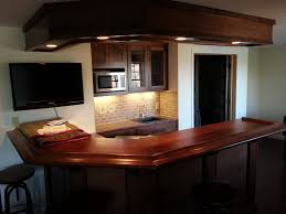 Storage Bar Ideas For Basements Wet Cabinet With Sink
