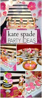 Kate Spade / Baby Shower