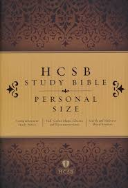Hcsb Personal Size Study Bible Hardcover