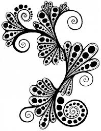 cool designs to draw. Cute Patterns Draw Paisley Fairies Designs Cool To R