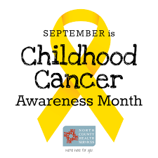 Small Picture Childhood Cancer Awareness Month North County Health Services